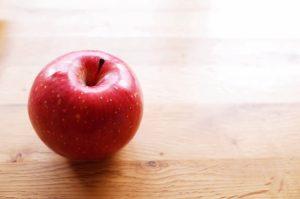 りんごホットスムージー