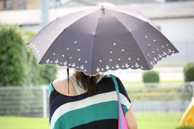 日傘いつから