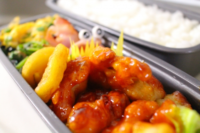 夏お弁当冷凍食品