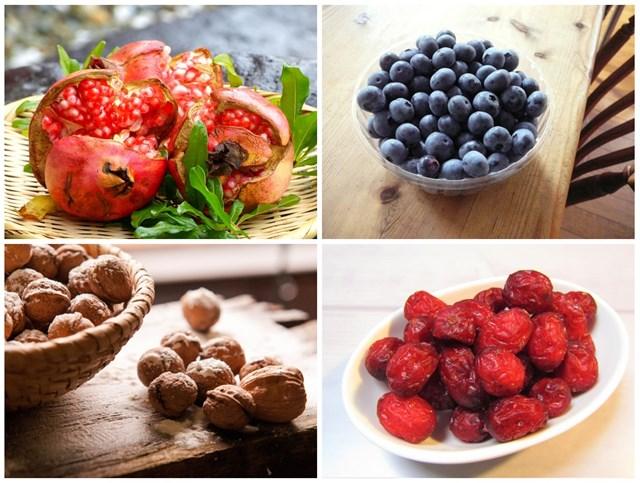 美白効果のある食べ物