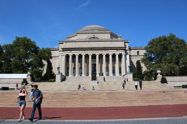 コロンビア大学図書館