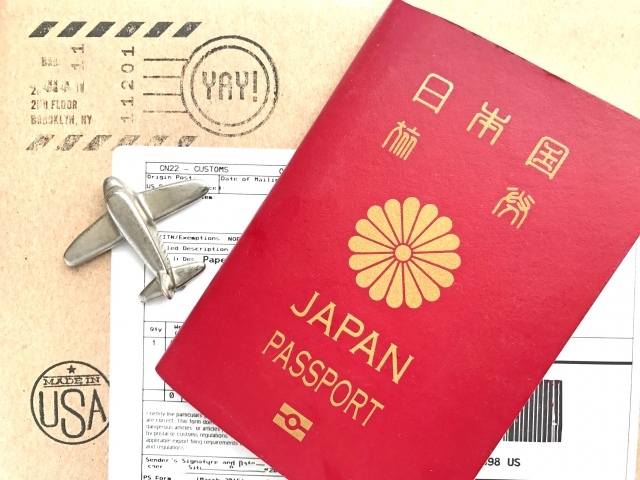 海外留学持ち物